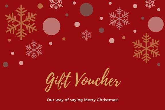 Christmas Gift Voucher - Naked Baby Eco Boutique