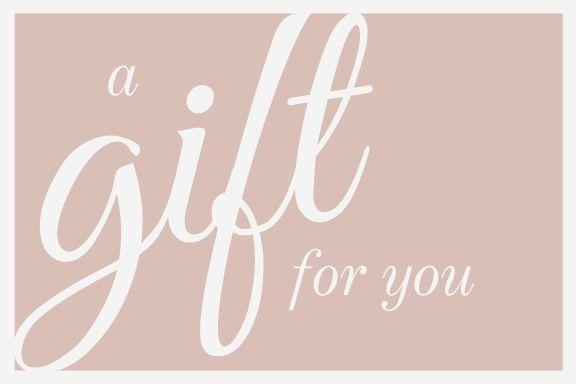 Gift Voucher - Naked Baby Eco Boutique