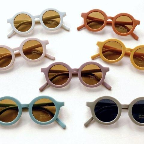Grech & Co. Sustainable Kids Sunglasses (Multiple Variants) - Naked Baby Eco Boutique