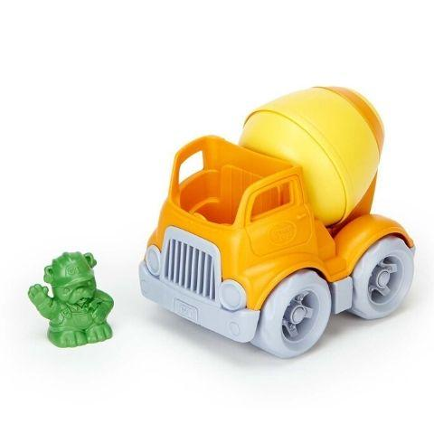 Green Toys Construction Mixer - Naked Baby Eco Boutique