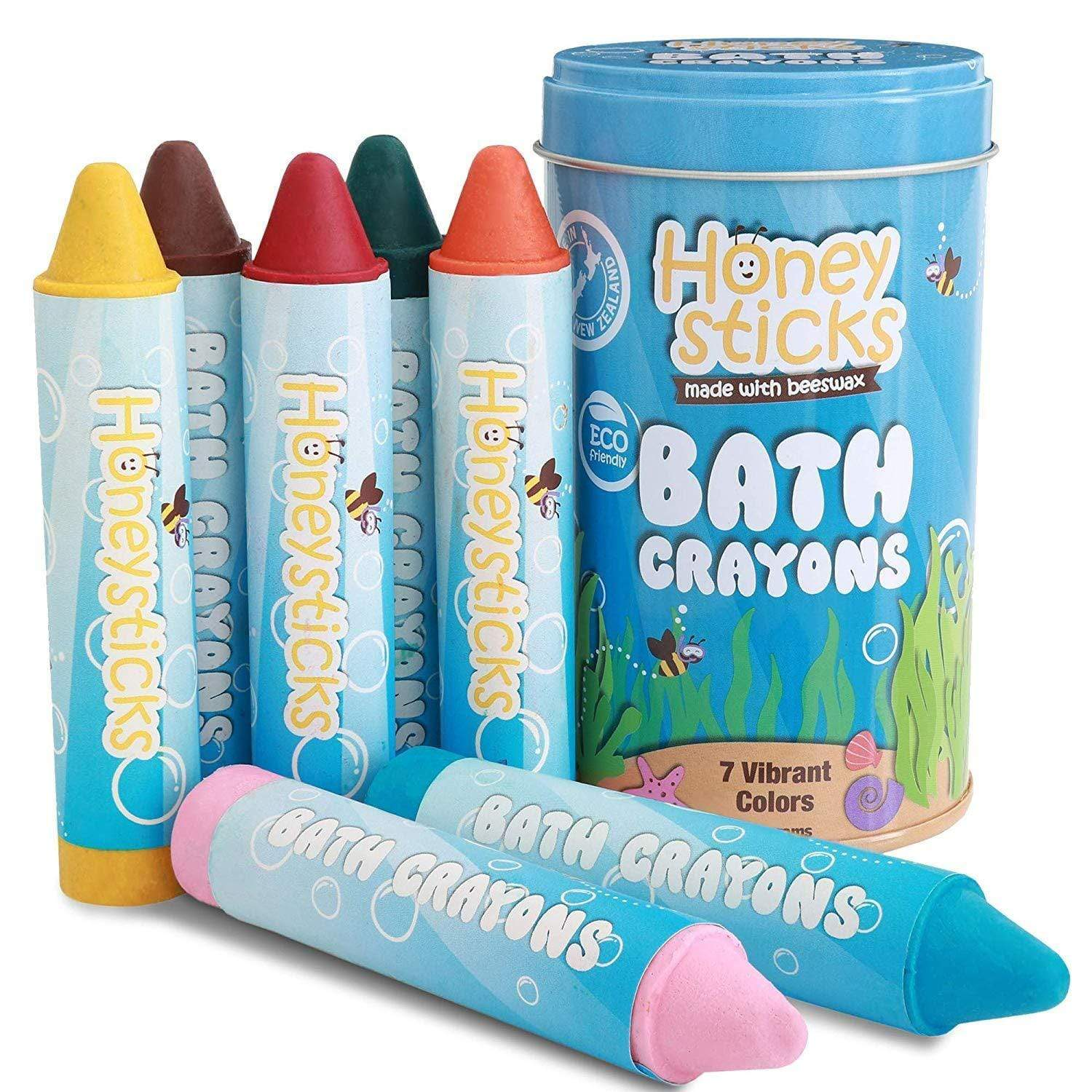 Default Honeysticks Bath Crayons - Naked Baby Eco Boutique