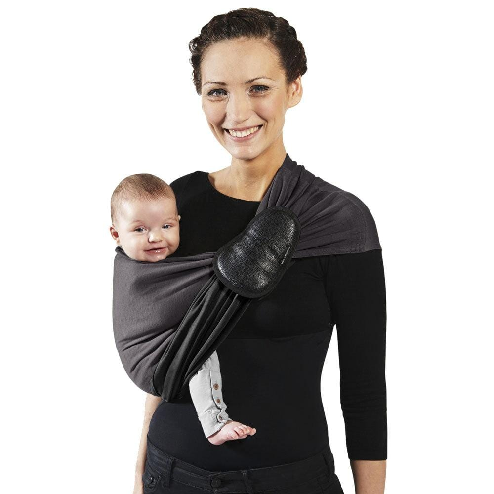 Je Porte Mon Bebe Wrap Without a Knot Ring Sling - Naked Baby Eco Boutique
