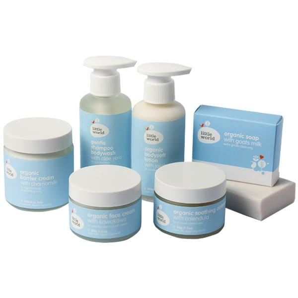 Little World Baby Care Ultimate Gift Set - Naked Baby Eco Boutique