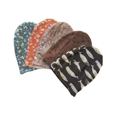 Lola & Me Organic Organic Cotton Slouch Beanie (Multiple Variants) - Naked Baby Eco Boutique