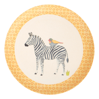 Love Mae Small Bamboo Plates - Naked Baby Eco Boutique