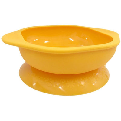 Lola Giraffe (Yellow) Marcus & Marcus Silicone Suction Bowl (Multiple Variants) - Naked Baby Eco Boutique