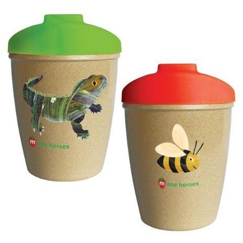 Munch Eco Hero Toddler Cup (Multiple Variants) - Naked Baby Eco Boutique