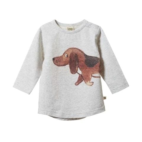 Nature-Baby-Organic-Cotton-Long-Sleeve-T-Shirt-Top-Dog-Naked-Baby-Eco-Boutique
