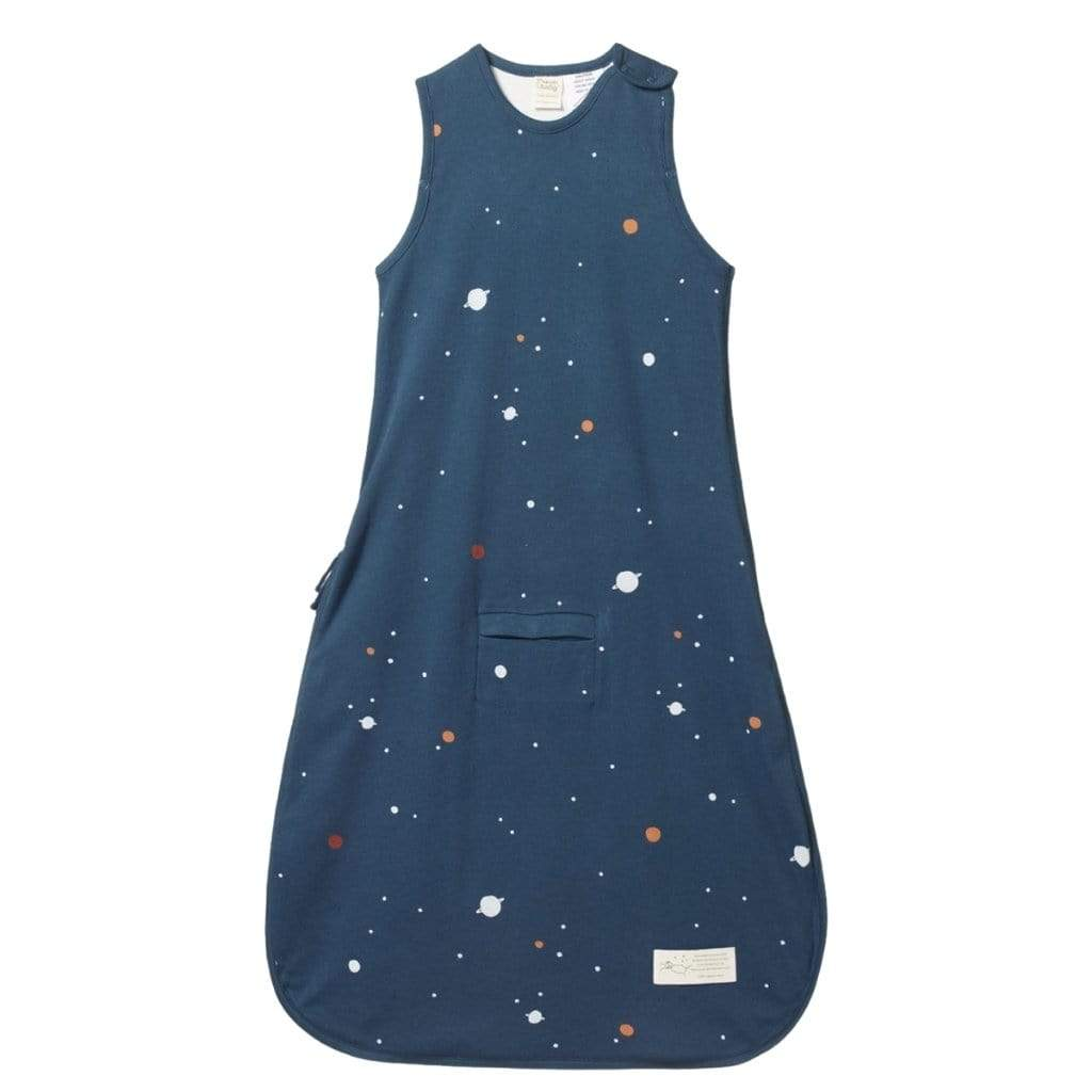 Cosmic Nature Baby Organic Cotton Sleeping Bag (Multiple Variants) - Naked Baby Eco Boutique