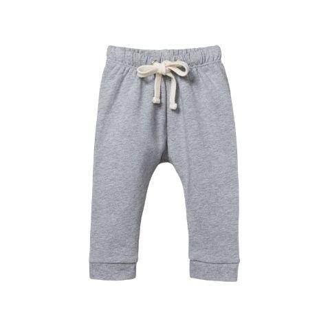 Copy of Nature Baby Organic Cotton Sunday Track Pants (Multiple Variants) - Naked Baby Eco Boutique