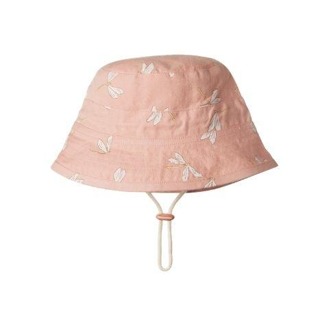 Nature Baby Organic Cotton Toddler Bucket Sunhat (Multiple Variants) - Naked Baby Eco Boutique