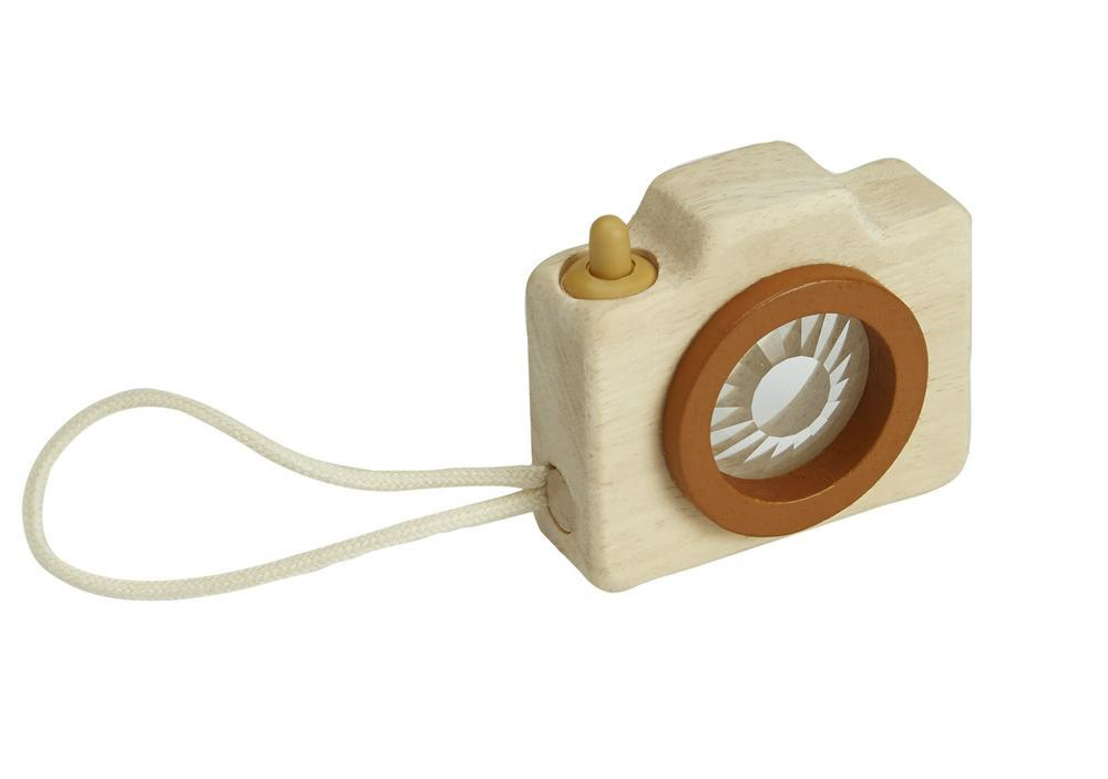 Plan Toys Camera - Naked Baby Eco Boutique