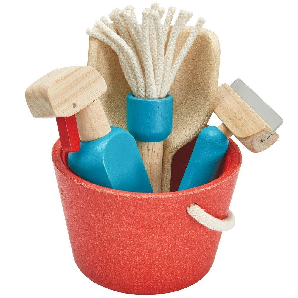 Plan Toys Cleaning Set - Naked Baby Eco Boutique