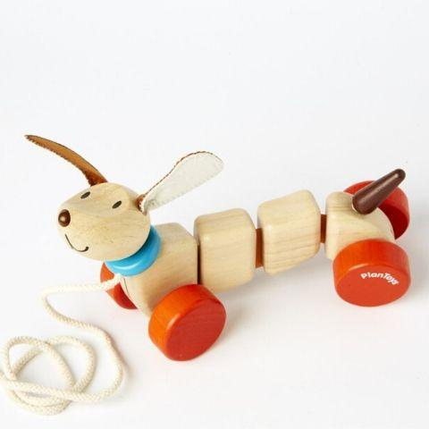 Plan Toys Happy Puppy - Naked Baby Eco Boutique