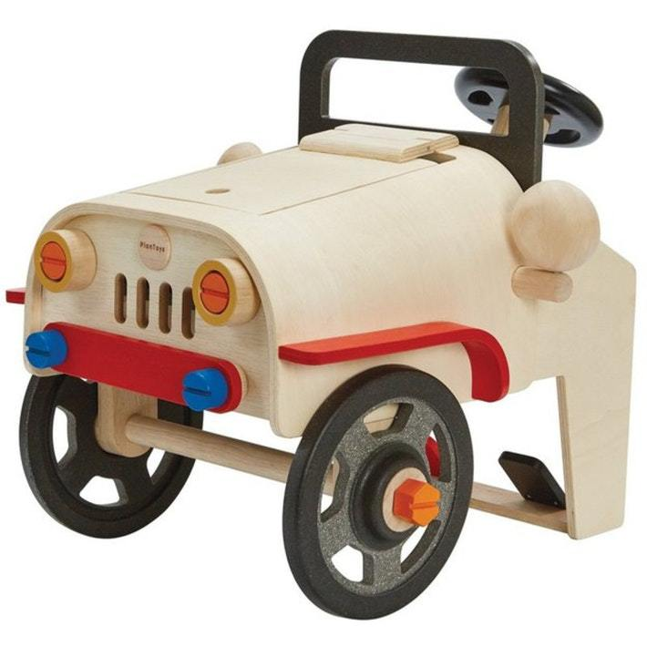 Plan Toys Motor Mechanic - Naked Baby Eco Boutique