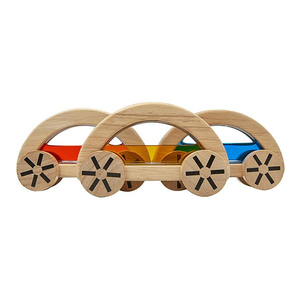 Plan Toys Wautomobile Wooden Car - Naked Baby Eco Boutique