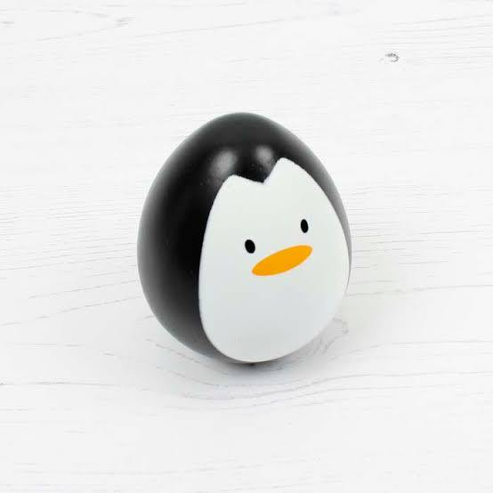 Plan Toys Wobbly Penguin - Naked Baby Eco Boutique