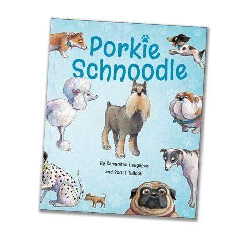 """Porkie Schnoodle"" Book - Naked Baby Eco Boutique"
