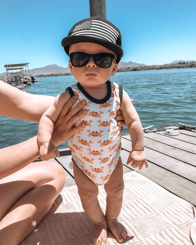 ro•sham•bo baby Navigators Baby Sunglasses (Multiple Variants) - Naked Baby Eco Boutique