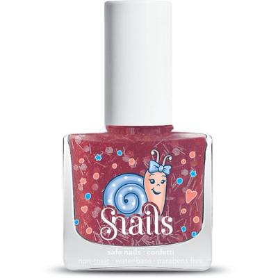 Snails Non-Toxic Washable Natural Nail Polish (Multiple Variants) - Naked Baby Eco Boutique