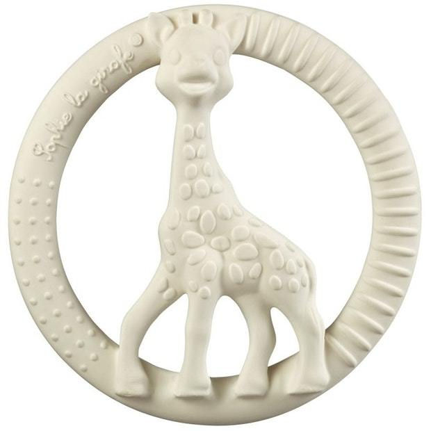 Sophie the Giraffe So'Pure Natural Circle Teether - Naked Baby Eco Boutique