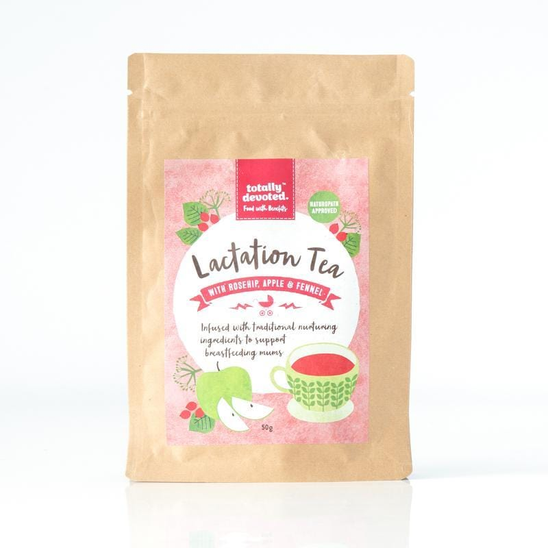 Totally Devoted Lactation Tea - Naked Baby Eco Boutique