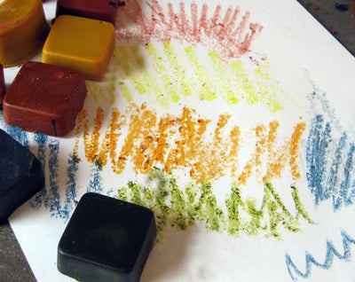 Default Veggie Baby Crayons - Naked Baby Eco Boutique