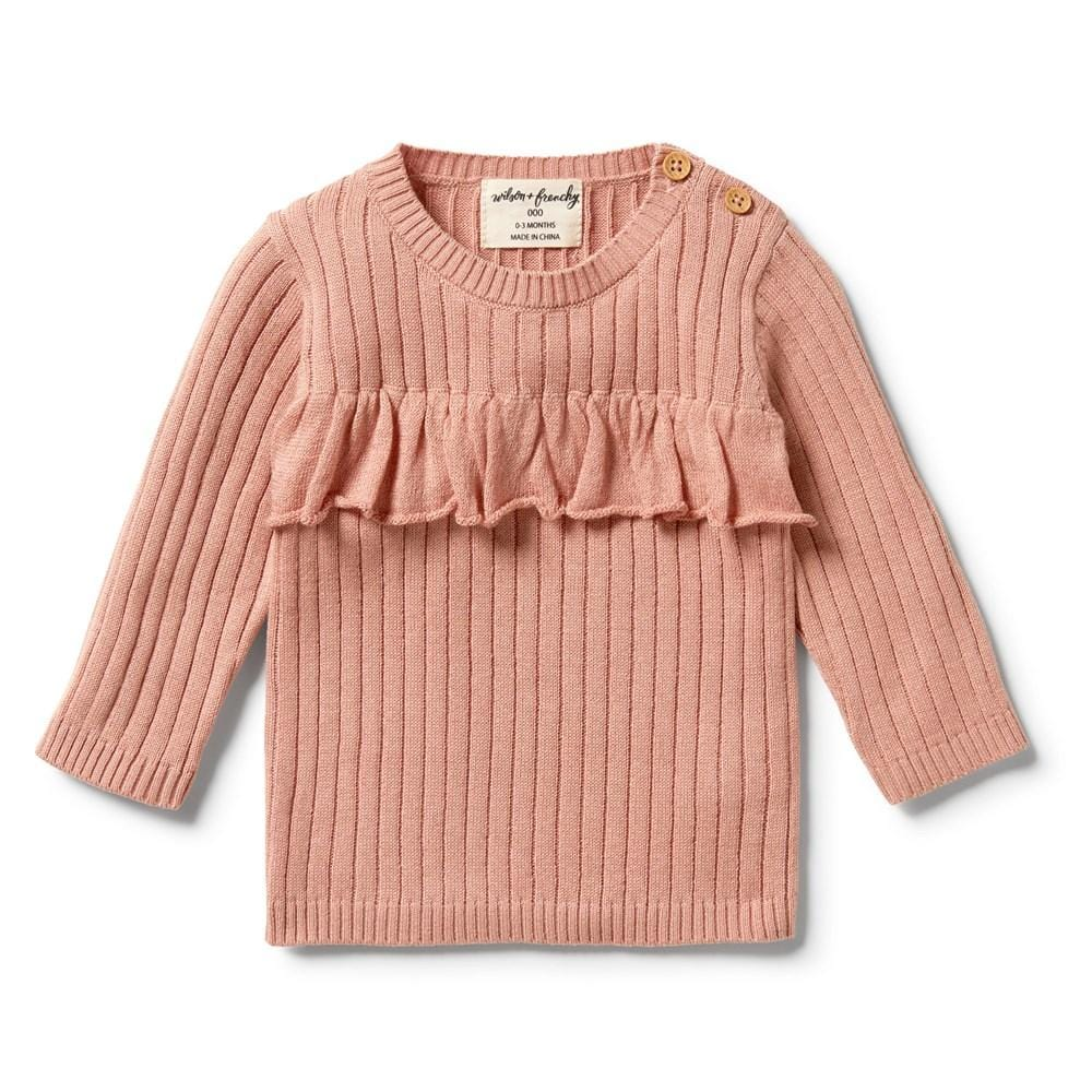 Wilson-and-Frenchy-Knitted-Ruffle-Top-Dusk-Naked-Baby-Eco-Boutique