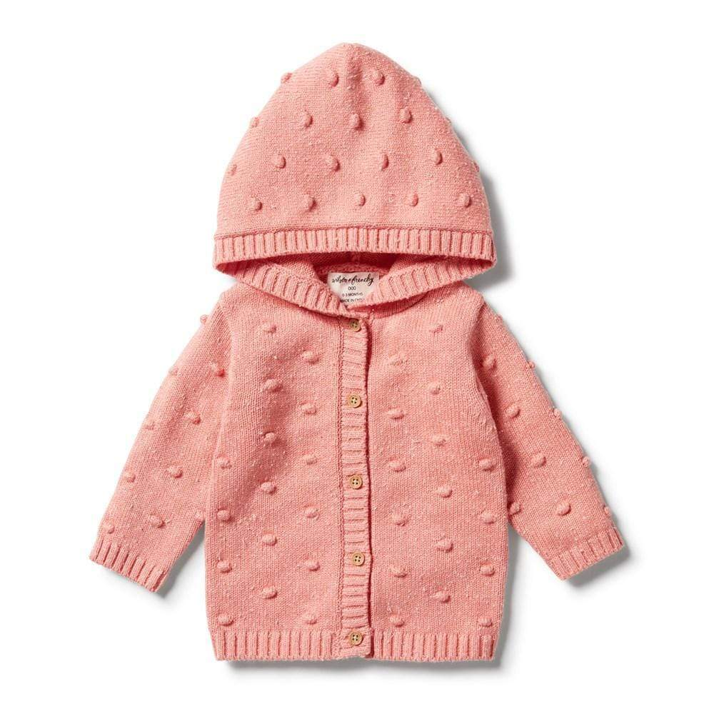 Wilson-and-Frenchy-Knitted-Spot-Jacquard-Jumper-Flamingo-Fleck-Naked-Baby-Eco-Boutique