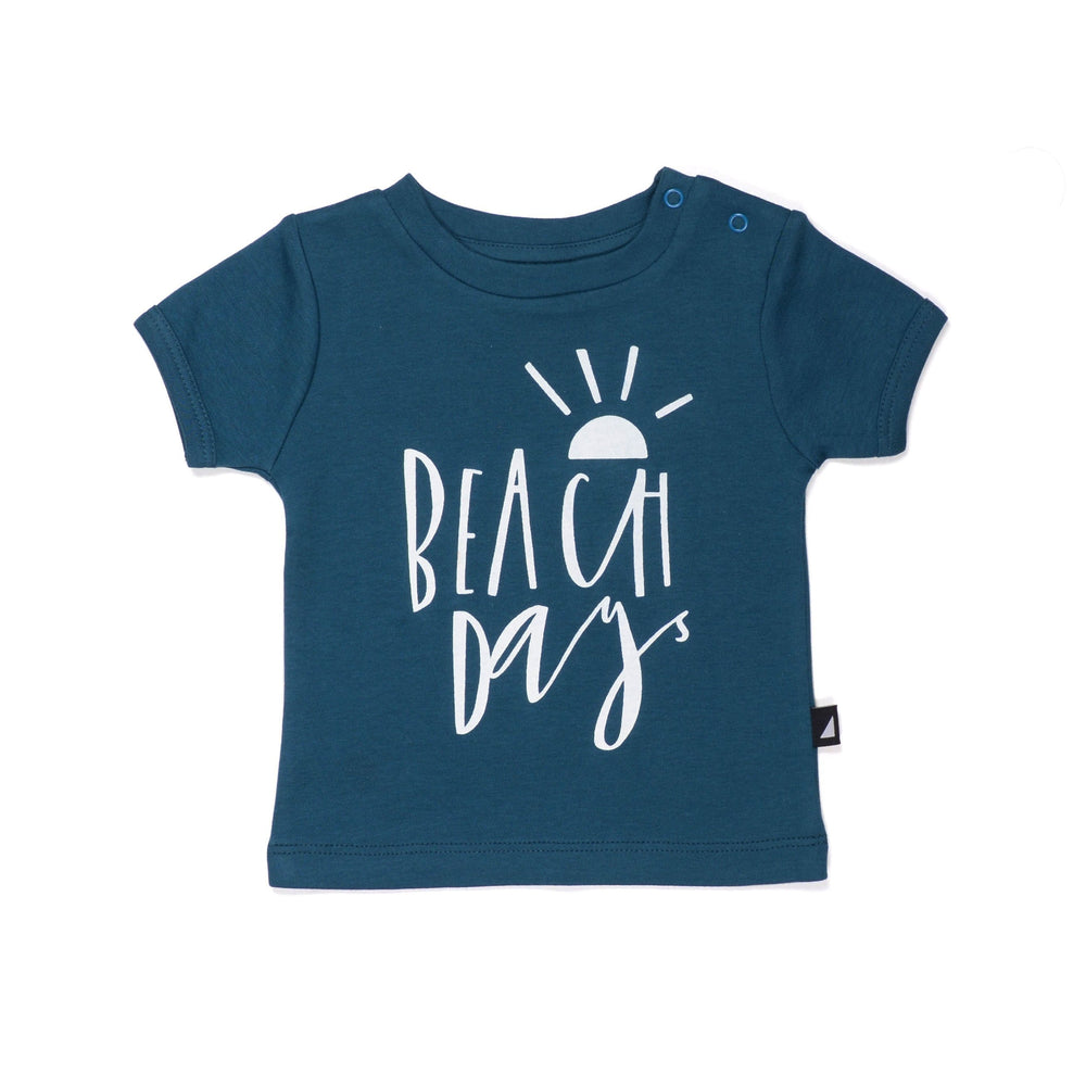 Anarkid Organic Cotton Beach Day T-Shirt