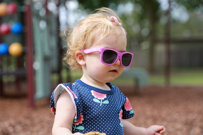 Black Ops Black / Junior (0 - 2 Years) Babiators Navigators Baby & Kids Sunglasses (Multiple Variants) - Naked Baby Eco Boutique