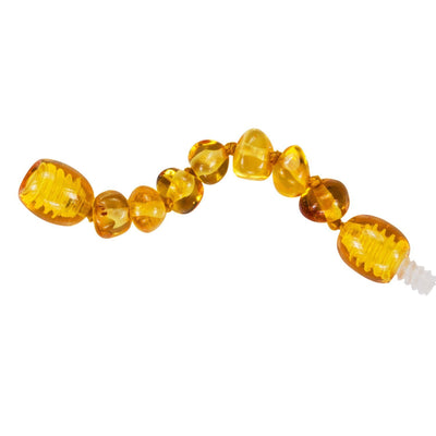 Honey Bambeado Baby Baltic Amber Extension Piece - Naked Baby Eco Boutique