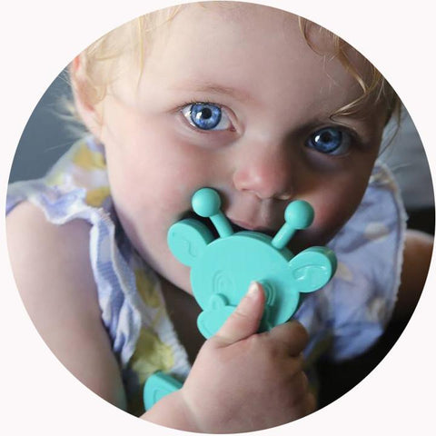 Bambeado Little Bam Bam My First Teething Toy - Naked Baby Eco Boutique - New Zealand Eco Friendly Organic Baby Products - 10