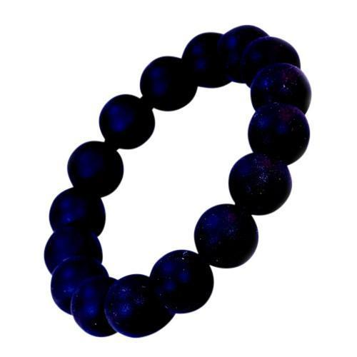 Bambeado Silicone Round Bead Bracelet - Naked Baby Eco Boutique - New Zealand Eco Friendly Organic Baby Products - 1