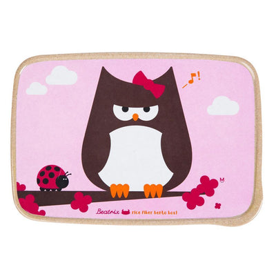 Papar (Owl) Beatrix New York Bento Boxes - Naked Baby Eco Boutique