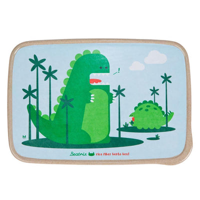 Percival & Baxter (Dinosaurs) Beatrix New York Bento Boxes - Naked Baby Eco Boutique