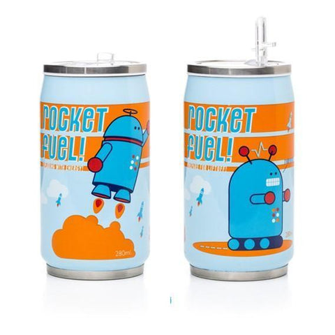 Beatrix New York Cozy Can - Alexander (Robot) - Naked Baby Eco Boutique - New Zealand Eco Friendly Organic Baby Products - 1