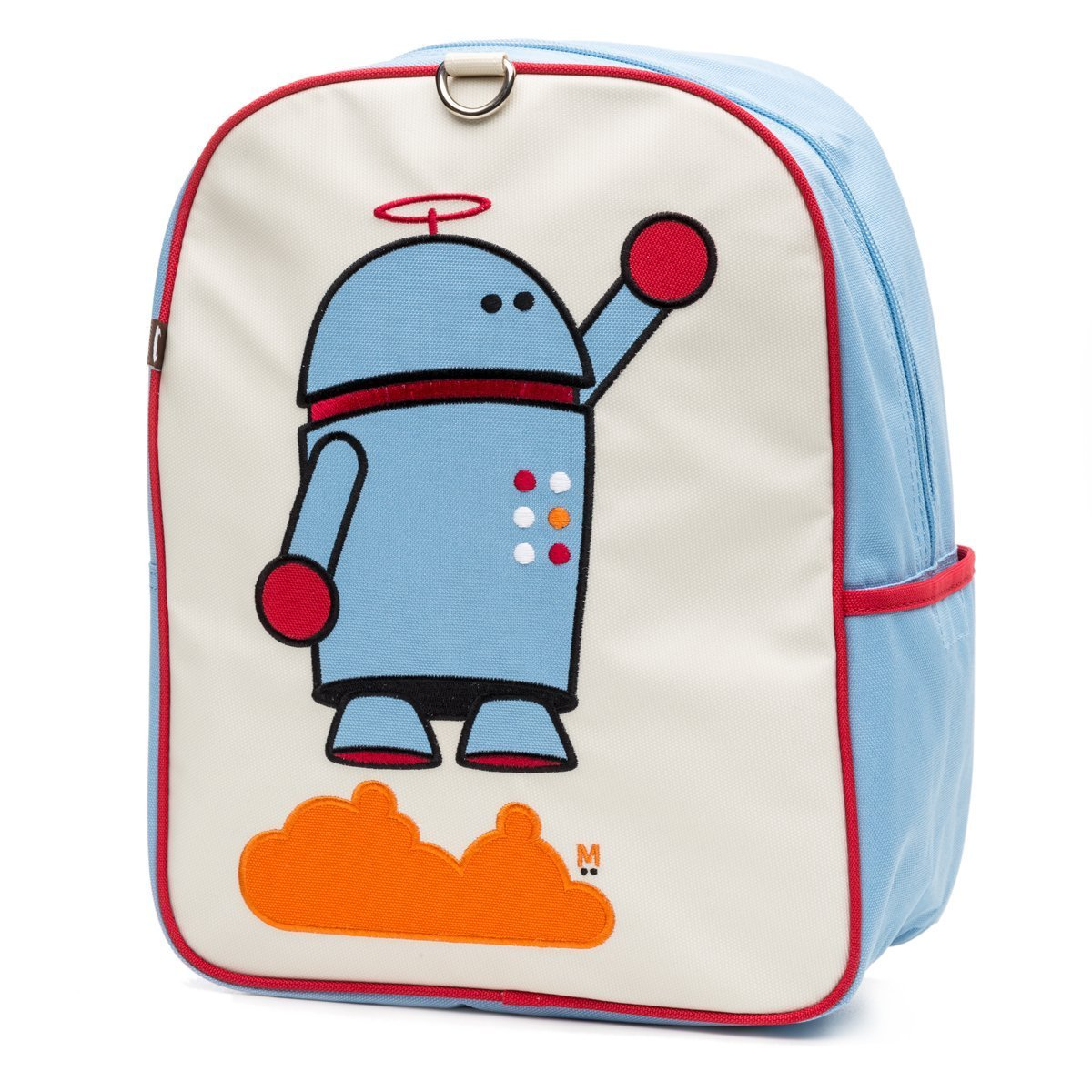 Alexander (Robot) Beatrix New York Little Kid Backpack - Naked Baby Eco Boutique