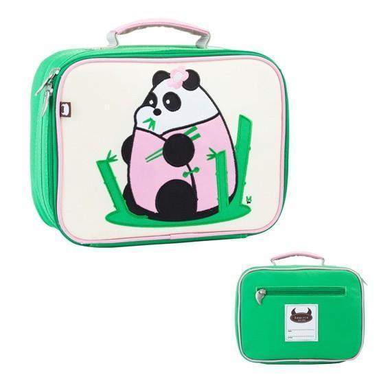 Beatrix New York Lunch Box - Fei Fei (Panda) - Naked Baby Eco Boutique - New Zealand Eco Friendly Organic Baby Products - 1