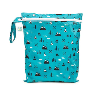 Outdoors Bumkins Wet Bags (Multiple Variants) - Naked Baby Eco Boutique