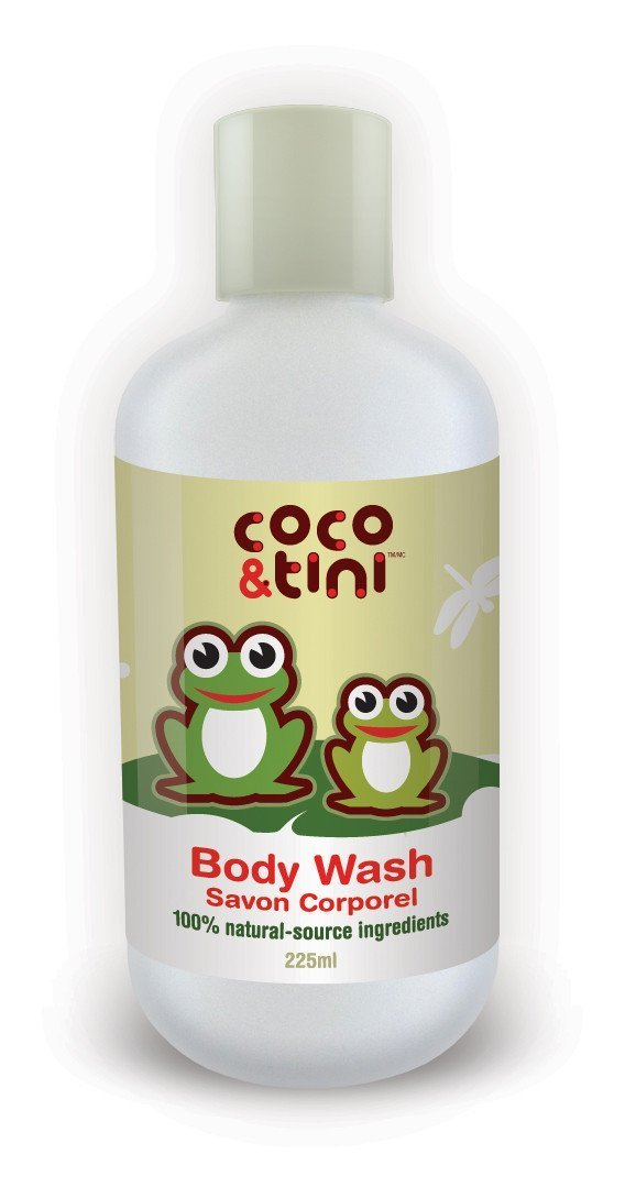 Coco & Tini Body Wash - Naked Baby Eco Boutique