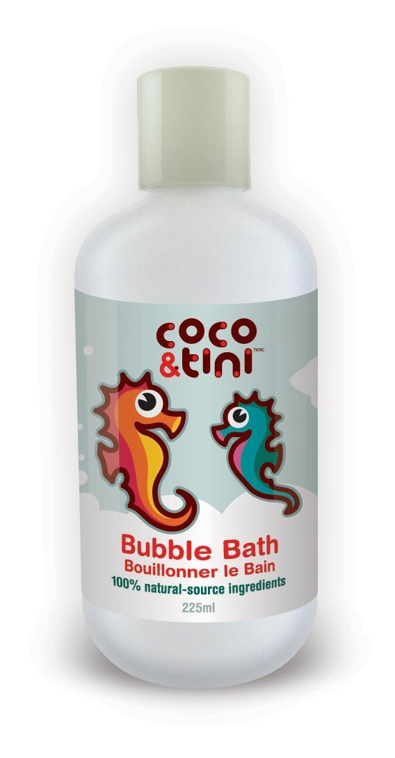 Coco & Tini Bubble Bath - Naked Baby Eco Boutique