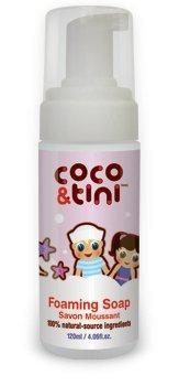 Coco & Tini Foaming Soap - Naked Baby Eco Boutique