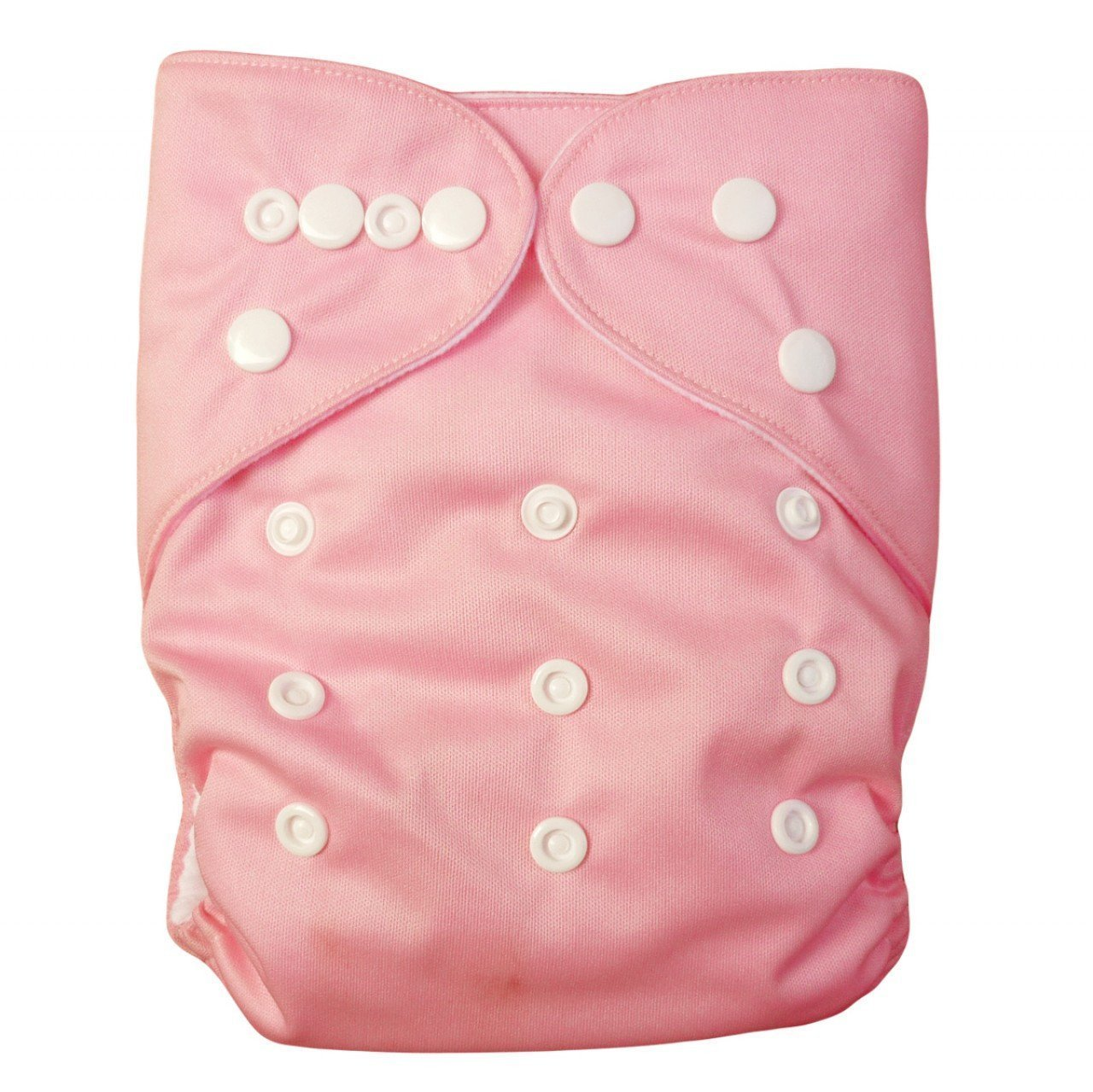 Express the Best Cloth Re-usable Nappy Pack - Pink - Naked Baby Eco Boutique