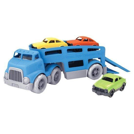 Green Toys Car Carrier - Naked Baby Eco Boutique
