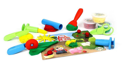 Tool Essentials Green Toys Playdough Activity Sets (Multiple Variants) - Naked Baby Eco Boutique
