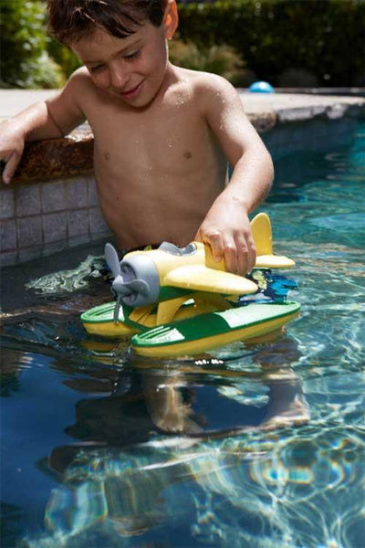 Green Toys Seaplane - Naked Baby Eco Boutique