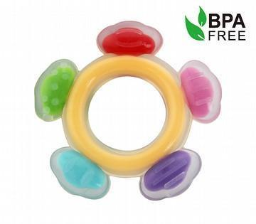 Haakaa Silicone Ferris Wheel Teether - Naked Baby Eco Boutique