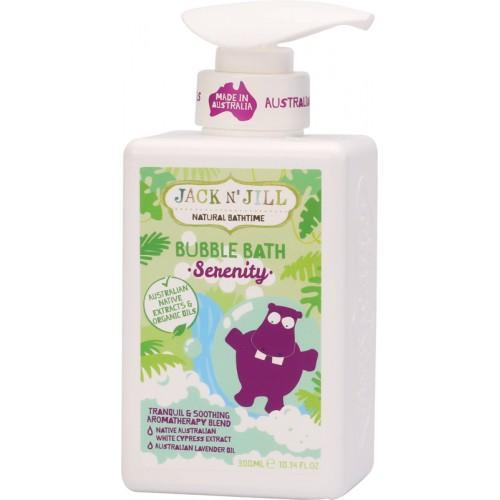 Jack N' Jill Natural Bathtime Serenity Bubble Bath - Naked Baby Eco Boutique
