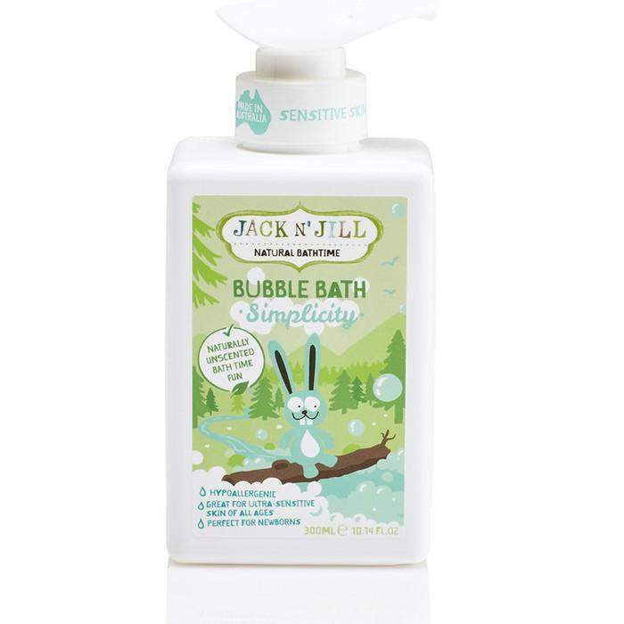 Jack N' Jill Natural Bathtime Simplicity Bubble Bath